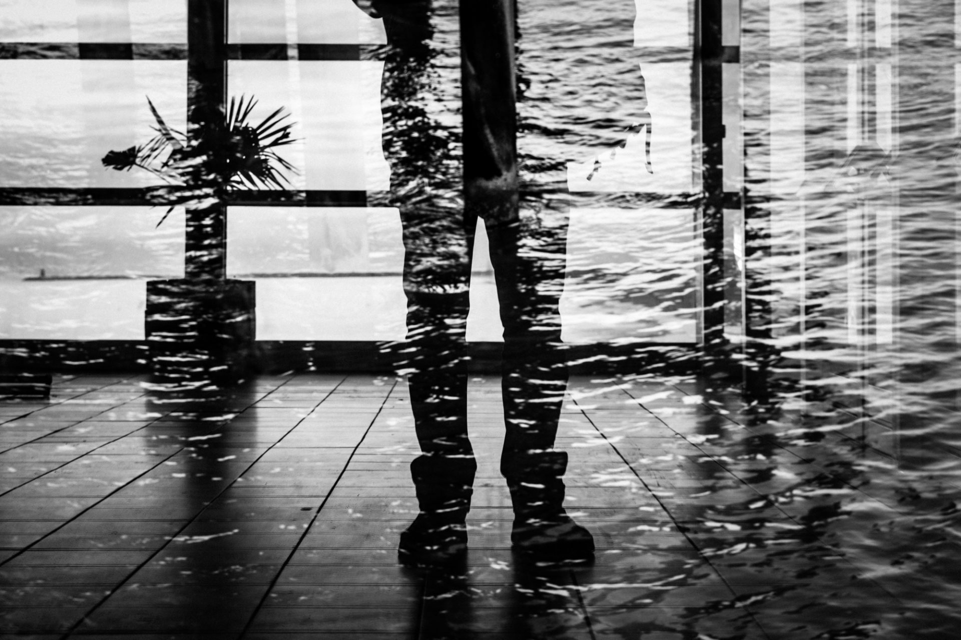 Reflections Series B&W
